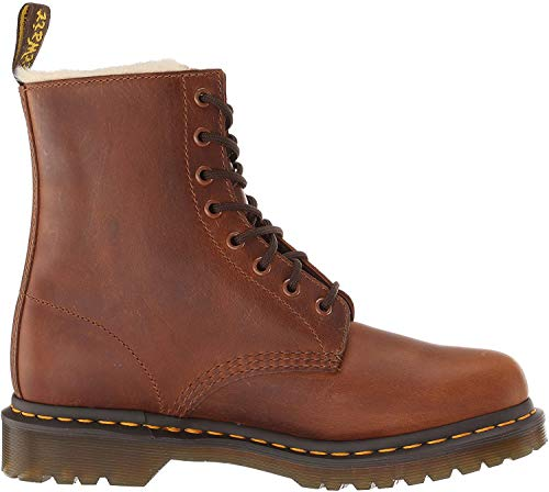 Dr. Martens 1460 Serena 8 Eye Boot Butterscotch Orleans 38