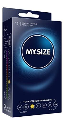 My.Size Kondome, 53 mm, 10 Stück