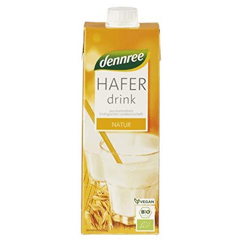 dennree, Bio Hafer Drink Natur, 1x 1l