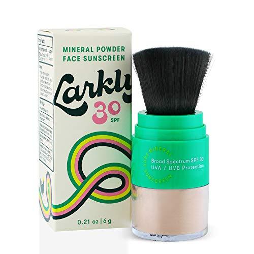 Larkly SPF 30 Mineral Powder Sunscreen