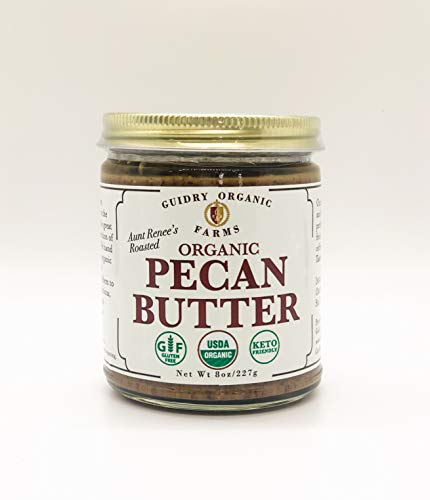 Guidry Organic Farms Pecan Butter