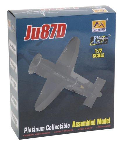 Easy Model 1: 72 - Junkers JU87D-1 Stuka - 2./STG.2 1942