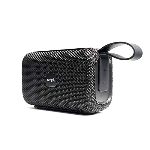 smpl kabellose Bluetooth-Lautsprecher,...