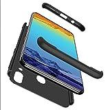 TXLING für Samsung Galaxy M20 Hülle Hardcase 3 in 1 Ultra