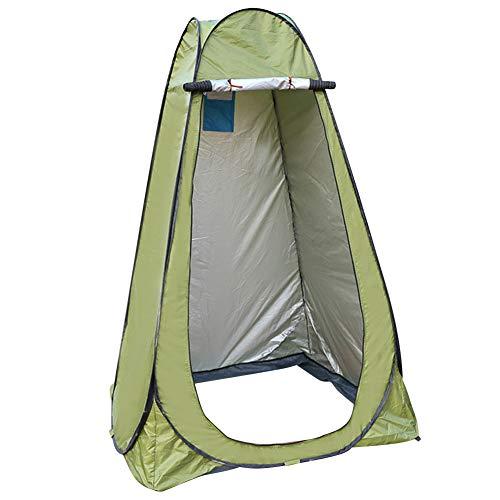 FzJs-J-in - Tienda de ducha plegable para la playa, camping, al aire libre