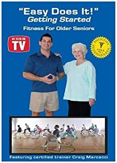 Easy Does It! Getting Started - Fitness for Older Seniors