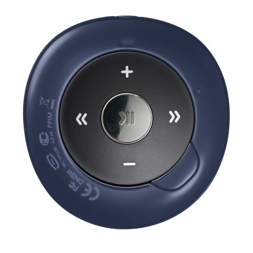 Samsung YP S2Q–Lettore MP3portatile 2GB blu