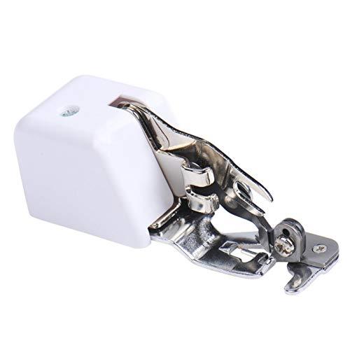 Prensatelas con Cortador para El Hogar Prensatelas Cuchillo De Corte Overlocking Press RCT-10L
