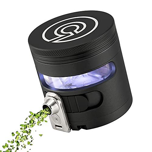 Tectonic9 Manual Herb Grinder