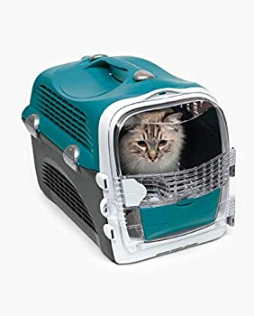 Cat it Catit Cabrio Transport Turquoise