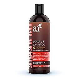 professional ArtNaturals Argan Anti-Dandruff Shampoo – (473 ml) – Natural  Organic…
