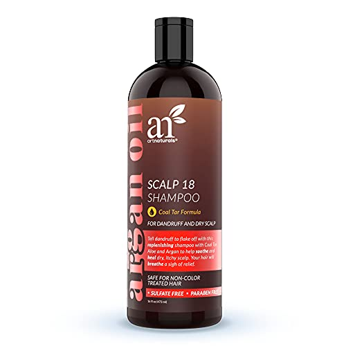 ArtNaturals Therapeutic Argan Anti-Dandruff Shampoo - (16 Fl...