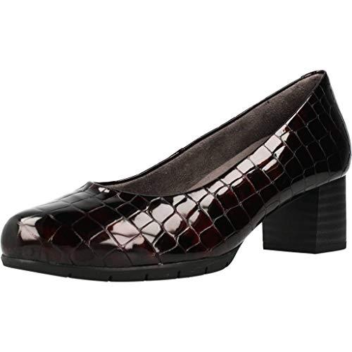PITILLOS - Zapatos PITILLOS 6343 SEÑORA Burdeos - 40