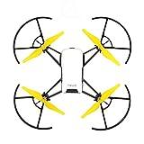 HKFV 4pcs Hélices Compatible avec DJI Tello Mini Drone Srangement Pratique Ailes Pliable à Lancement Rapide Conception De Vol Testée