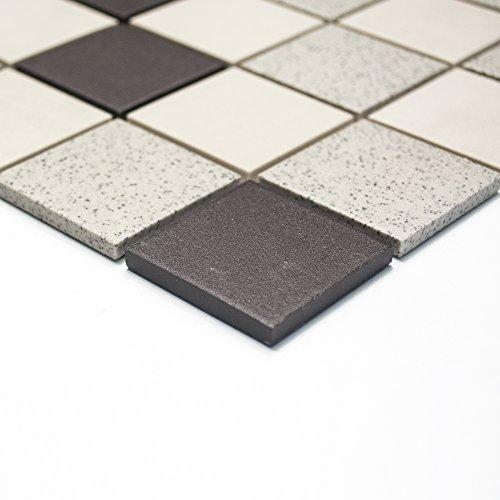 Piastrelle Mosaico Vetro Mosaico Mosaico Piastrelle Ceramica pavimento bagno cucina nuovo 6mm # 233