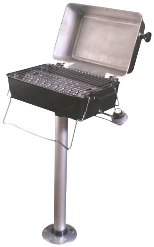 Springfield Marine 1940052 Deluxe Barbeque Grill