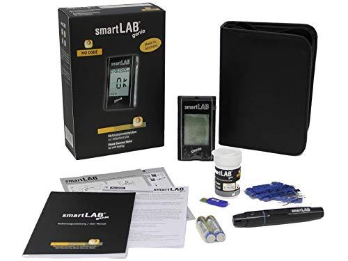 smartLAB genie Sistema de Monitoreo de...