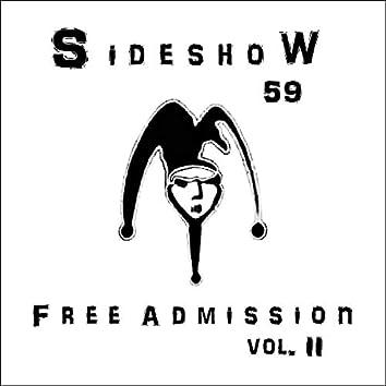 Free Admission Vol. II