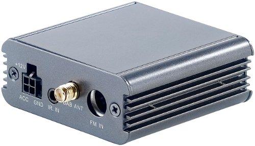 auvisio DAB Plus Adapter: DAB/DAB+ KFZ/Auto-Adapter / DAB-Nachrüstset für UKW-Autoradio (DAB Auto HiFi Nachrüstsätze)