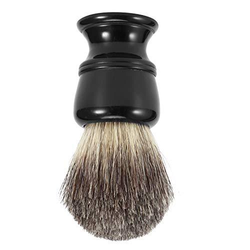 idalinya - Cepillo de barba portátil, cepillo de afeitado para caballos, para un atuendo cómodo de los hombres