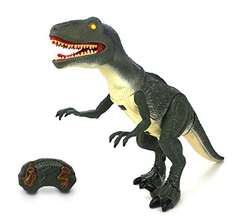 Dinosaur Planet Raptor Remote Controlled...
