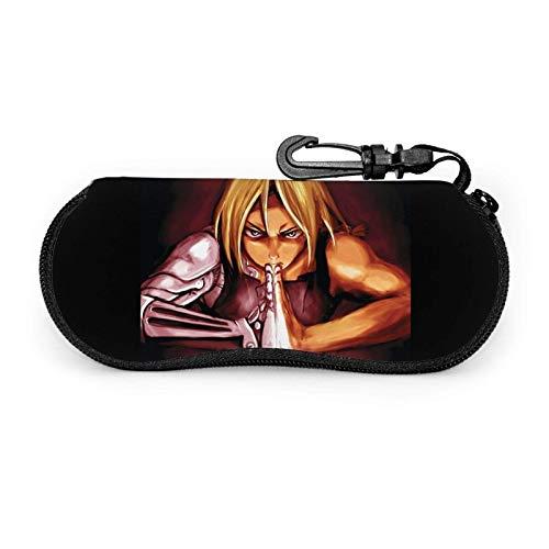 Elfen Lied - Funda para gafas de sol (neopreno, con cierre de cinturón)