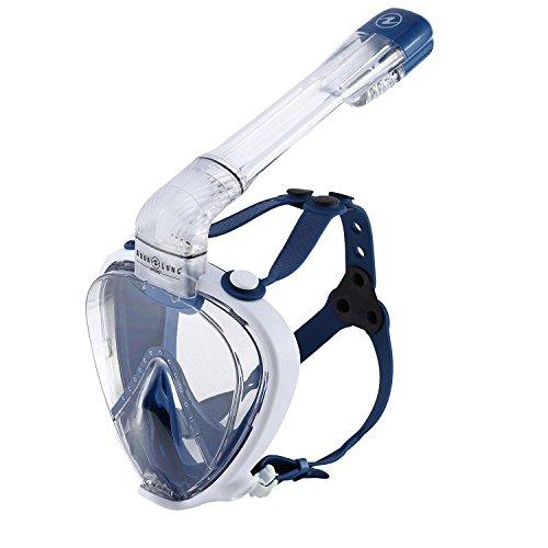 AquaLung Sport - Smart Snorkel Full Face Schnorchelmaske, Größe:M