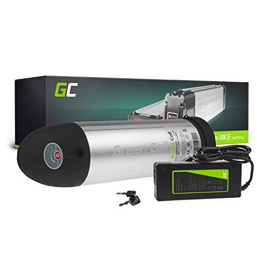 Green Cell GC Bateria Bicicleta Electrica 36V 12Ah Botella Li-Ion Ebike Batería y Cargador