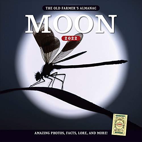 The 2022 Old Farmer's Almanac Moon Calendar