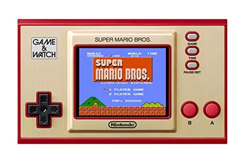 41uRMsH0OUL. SL500  - Nintendo Game & Watch: Super Mario Bros. - Not Machine Specific