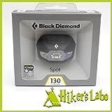 BD620612MTBK ブラックダイヤモンド スポット ヘッドランプ マットブラック 130 Blackdiamond Spot Headlamp Matte Black