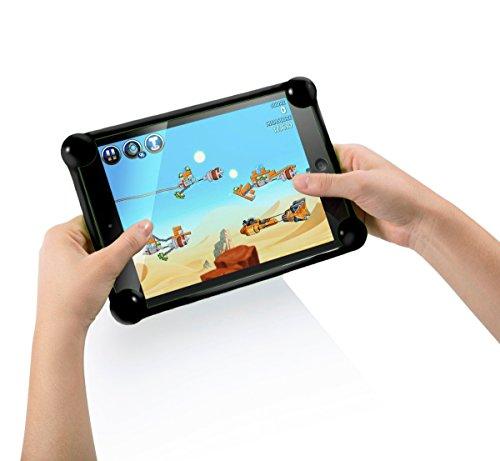 """Color Dreams Custodia in silicone tablet universale. Cover in silicone tablet pc compatibile con tablets pc di qualsiasi dimensione e marca. Il custodia ideale per bambini o adu tablets. Lo stesso custodia per tutte le dimensioni di tablet PC da 7 """", 8"""", 9"""", 9.7"""", 10.1"""", iPad 2/3/4/ , Ipad Air, Ipad Mini, Galaxy Tab/Tab S/Note Pro, Nexus 7, Kindle Fire HD 6/7 Fire HDX 7/8.9 Fire 2. Prodotto p"""