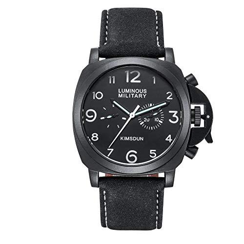 Smartwatches,Wasserdichtes Nachtlicht Der Vollautomatischen Mechanischen Uhren Multifunktionsgeschäft Armbanduhr Armbanduhr A