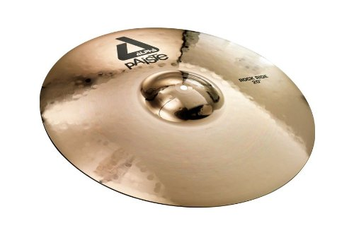 "Paiste Ridebecken Alpha Brilliant 20 Zoll Rock - 20\"" Rock Ride Cymbal"
