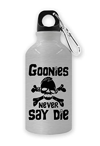 Goonies Never Say De Tourist waterfles