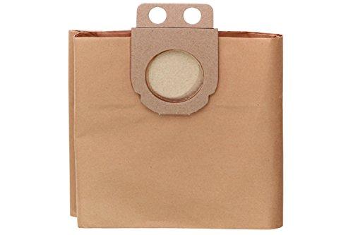Metabo ASRBAGS Papier Filter Tas voor Asr2025 Stofzuiger