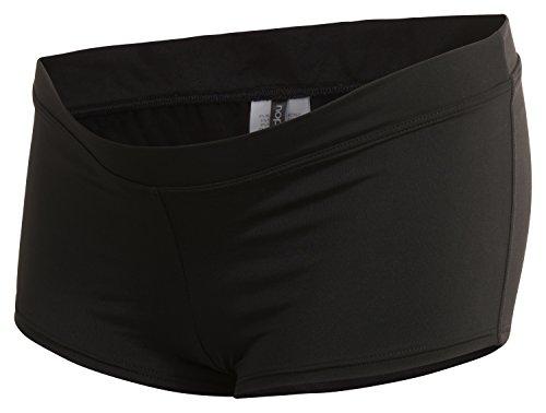 Noppies Damen Shorts Saint Tropez Umstandsbadeshorts, Schwarz (Black C270), 38 (Herstellergröße: M/L)