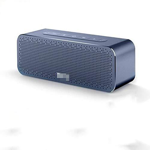 HQSC Speaker Bluetooth Speaker Silicone Portable Subwoofer Wireless Speaker Bluetooth 4.2 3D Digital Sound Speaker Hands-free MIC TWS Outdoor (Color : 2)