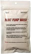 Paint Pump Wash - Airless Paint Sprayer Cleaner.