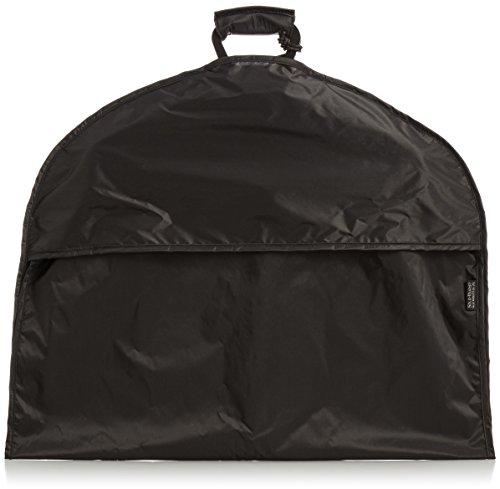 [ソロ・ツーリスト] ガーメントケース 軽量 ハンガー付き 型崩れ防止 薄手 バッグインバッグ スーツバッグ22 48 cm 0.15kg ブラック