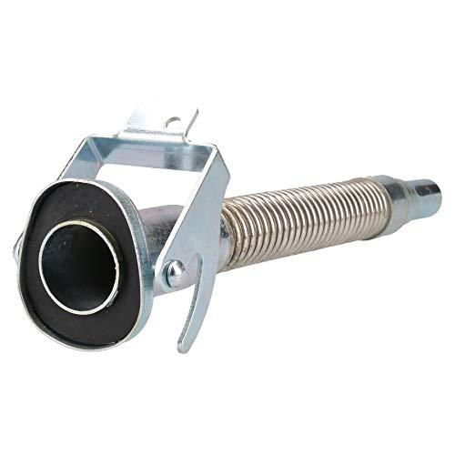 Bidón metálico flexible Pico embudo vertedor para combustibles Diesel Gasolina