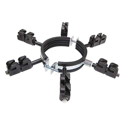 VOSS.PET Isolateur de Protection Contre Les fouines pour Conduit de Descente Ø 102-106 mm