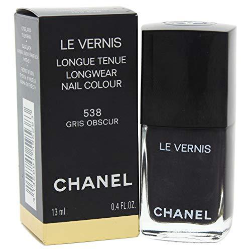 Chanel le Vernis Longue Tenue Smalto, 538Tenue Gris Obscur - 13 ml