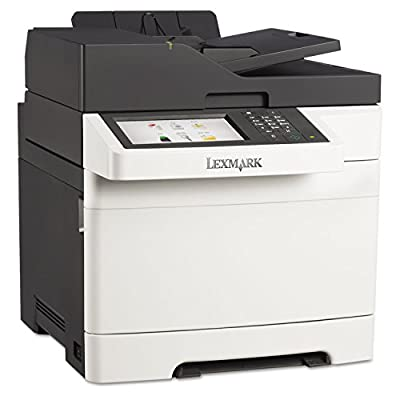Lexmark 28E0500 Wireless Color Photo Printer with Scanner, Copier and Fax