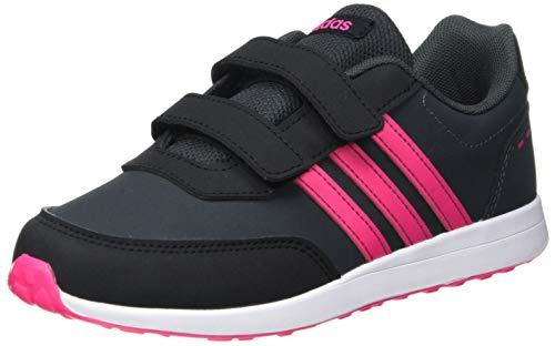 Adidas Vs Switch 2 CMF C, Zapatillas de Trail Running Unisex niño, Multicolor (Carbon/Rossen/Ftwbla 000), 28 EU