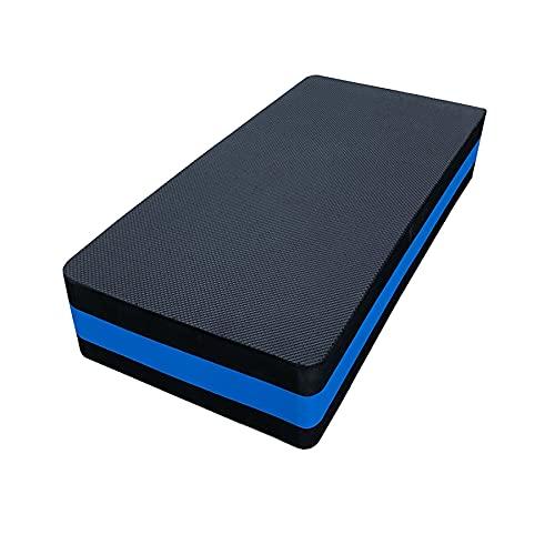 Step Eva Academia Ginastica Aeróbica Fitness 60x28x14cm Cor Azul