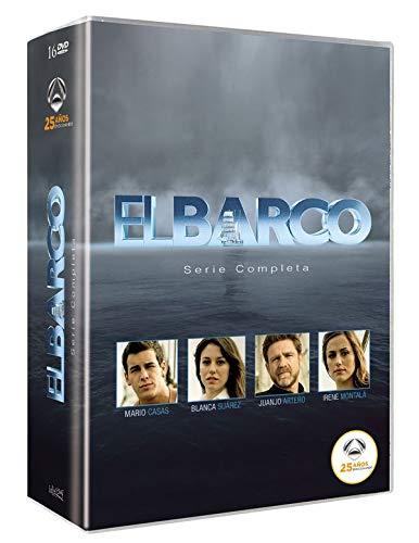 El Barco - La Serie Completa [DVD] (DVD)