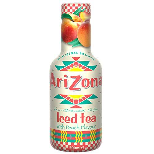 AriZona - Iced Tea - Peach - 500ml