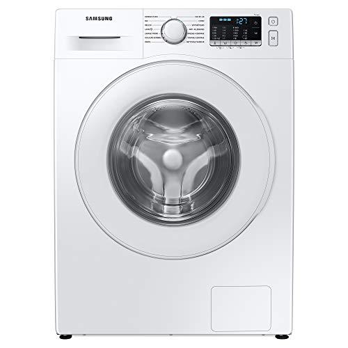 Samsung Series 5 WW70TA046TE/EU with ecobubble™ Freestanding Washing Machine, 7 kg 1400 rpm, White, B Rated
