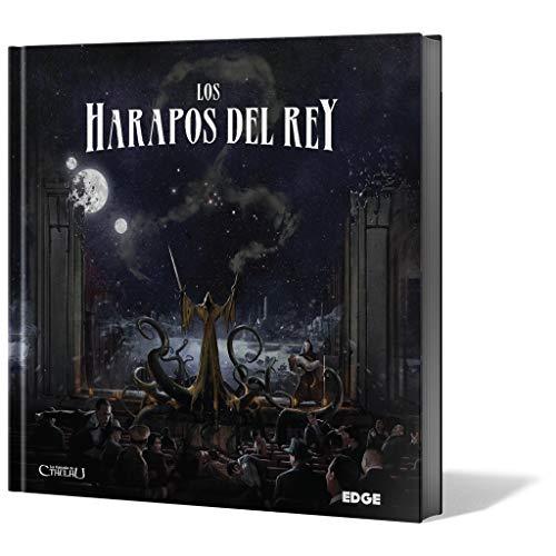 Edge Entertainment-Los Harapos del Rey-Español, Color (EECHCC06)